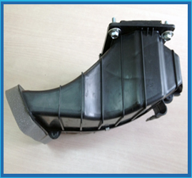 Injection Moulded Seat Parts